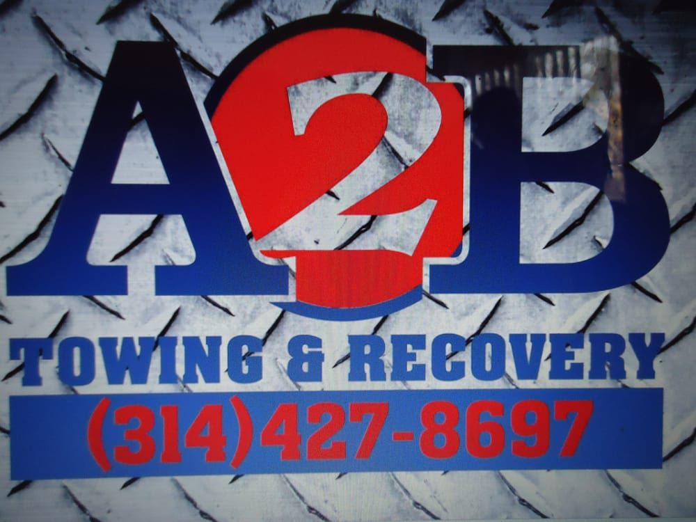 A2B Towing & Recovery: 6041 N Lindbergh Blvd, Hazelwood, MO