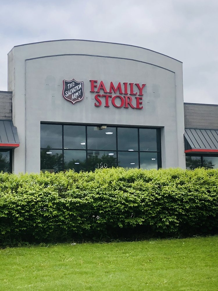 The Salvation Army Family Store & Donation Center: 150 Rothrock Rd, Copley, OH