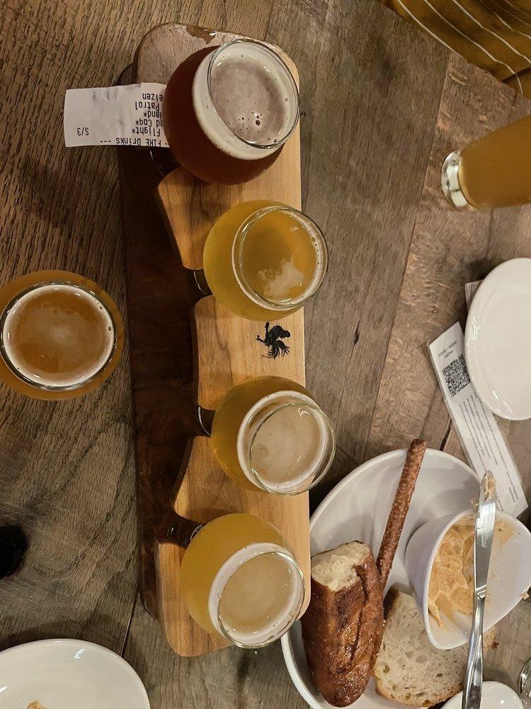 Brewery Vivant: 925 Cherry St SE, Grand Rapids, MI