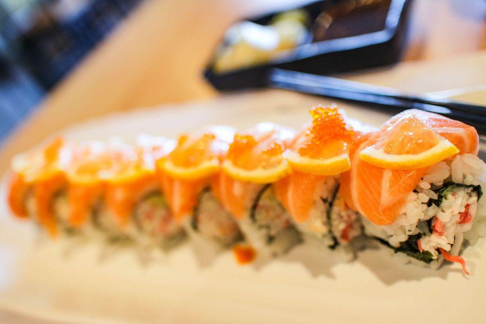 Genki Sushi House Restaurant: 1581 Sycamore Ave, Hercules, CA
