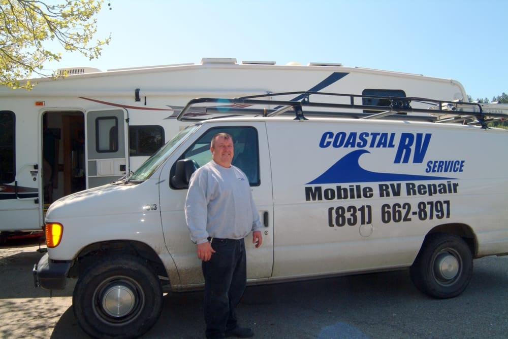 Coastal RV Service: Aptos, CA