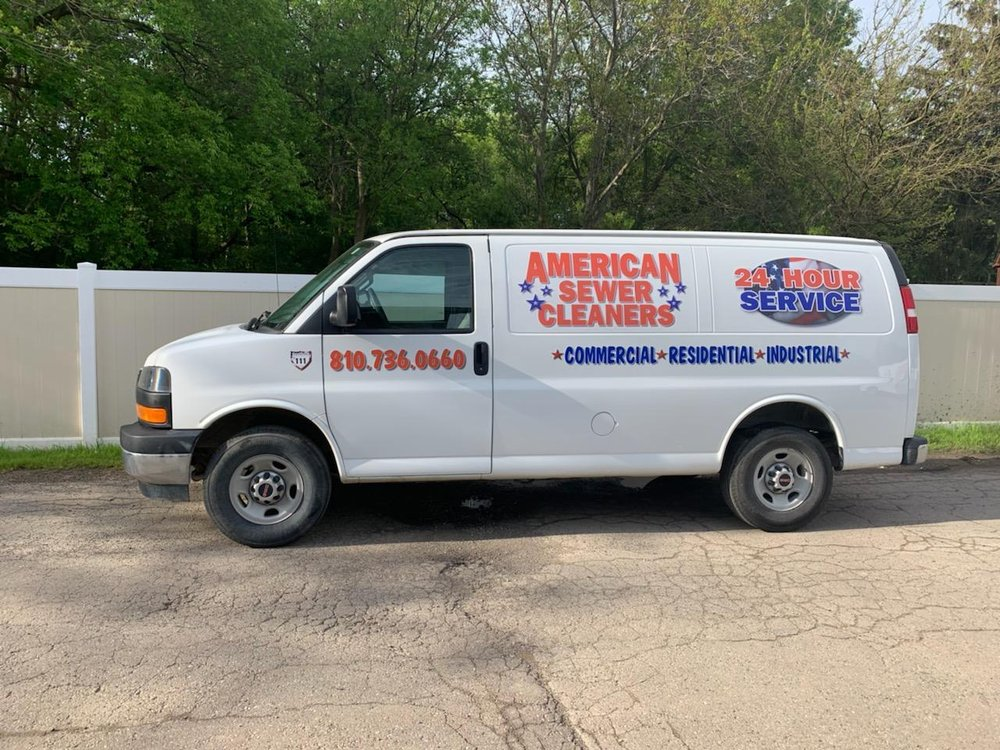 American Sewer Cleaners: 2458 N Center Rd, Burton, MI