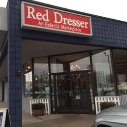 Photo Of The Red Dresser   Traverse City, MI, United States. Front Entrance