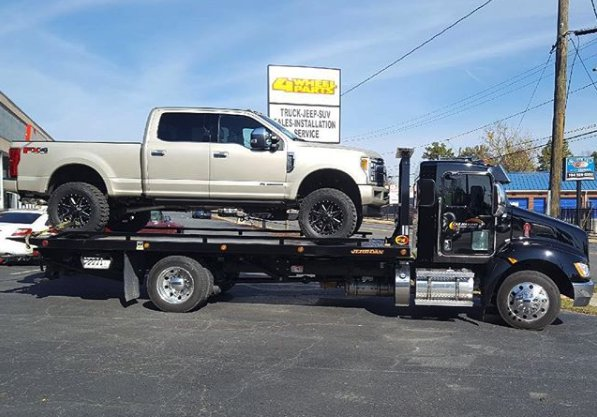 Towing business in Hillsboro, OR