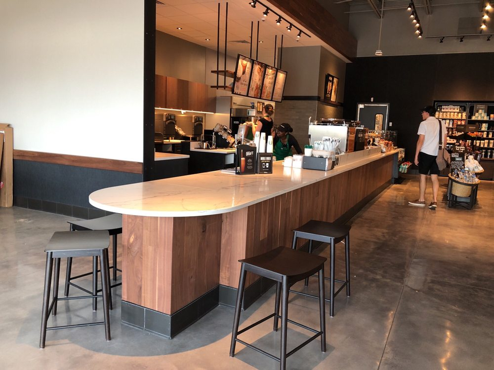 Starbucks: 7051 Collins Rd., Jacksonville, FL