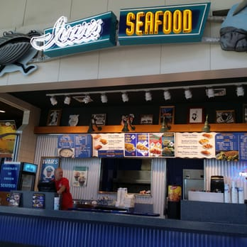 Photo Of Ivar S Seafood Bar Spokane Valley Wa United States
