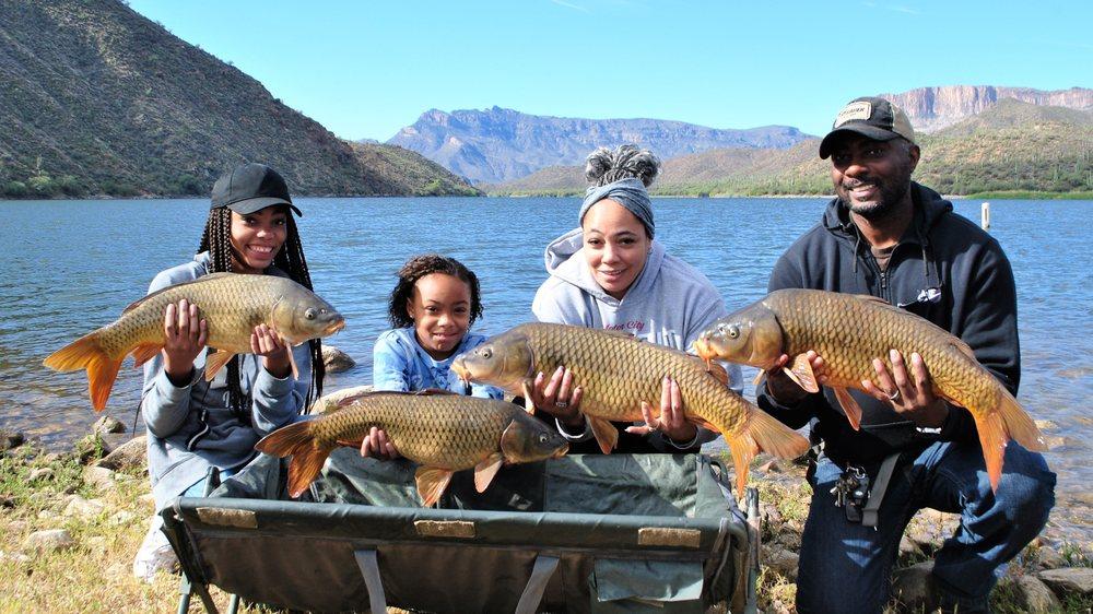 Kilted Carper Fishing Tours