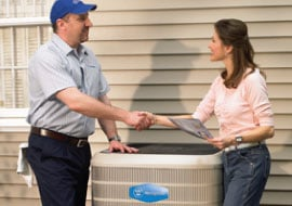 All Seasons Heating & Air Conditioning: 242 E Mills St, Columbus, NC