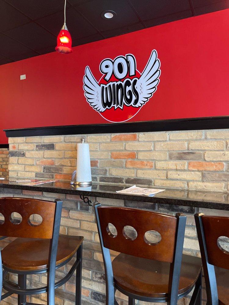 901 Wings: 890 W Poplar Ave, Collierville, TN