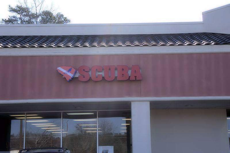 Upstate Scuba: 500 Old Greenville Hwy, Clemson, SC
