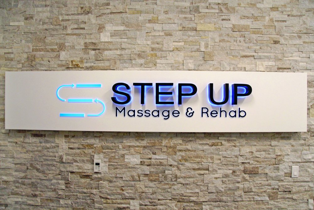 Step Up Massage & Rehab - Yonge & St  Clair - 45 St Clair