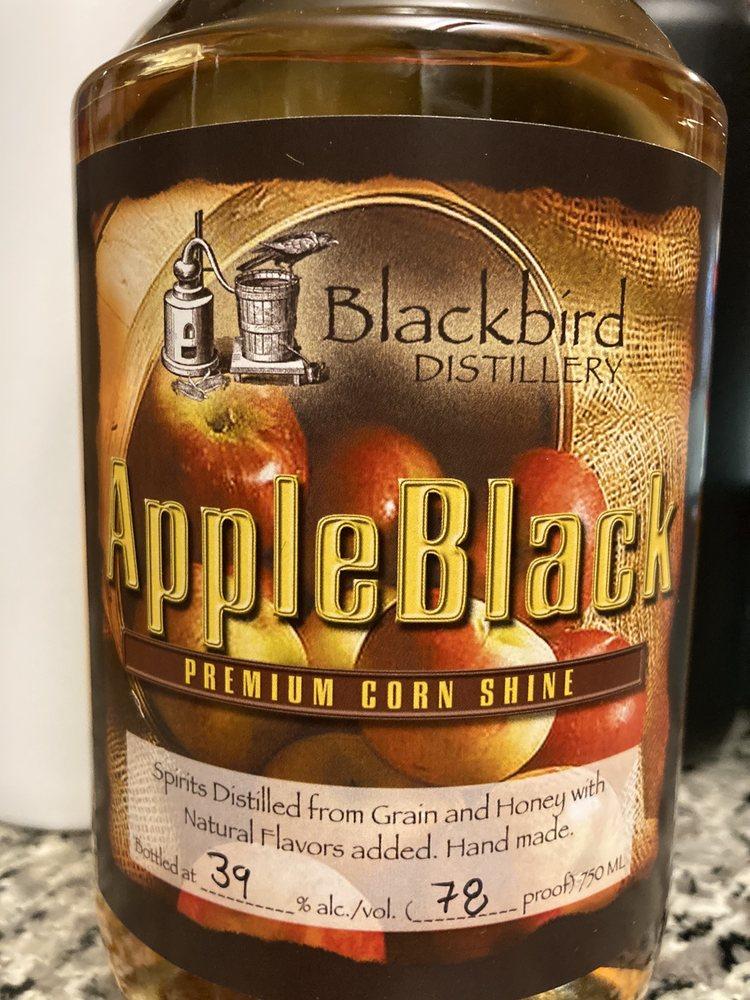 Blackbird Distillery: 93 Blackout Aly, Brookville, PA