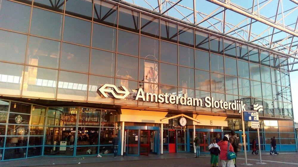 Sloterdijk Amsterdam