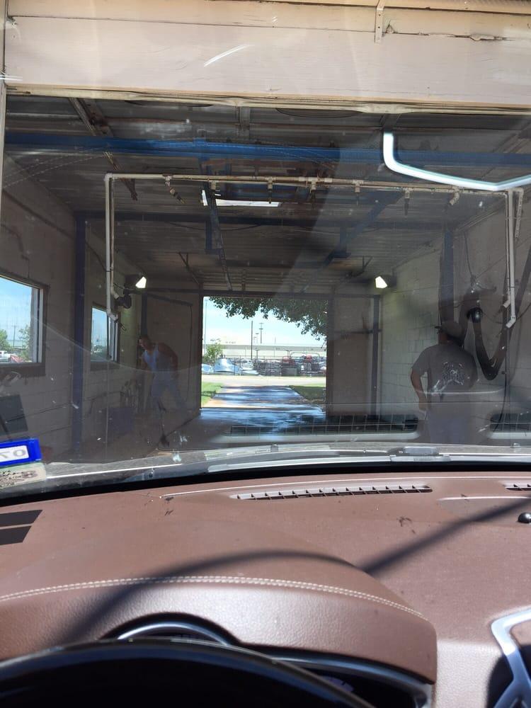 alcorta's car wash: 2200 North Main St, Altus, OK