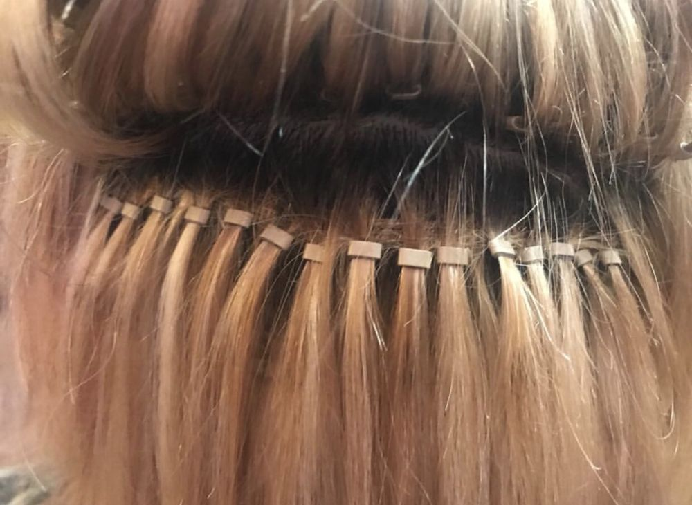 A Closer Look At What Bead Extensions Look Like Yelp