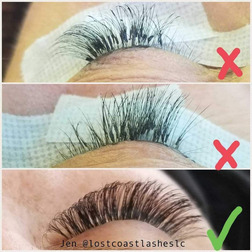 Lost Coast Lashes in Middletown: 21163 Calistoga Rd, Middletown, CA