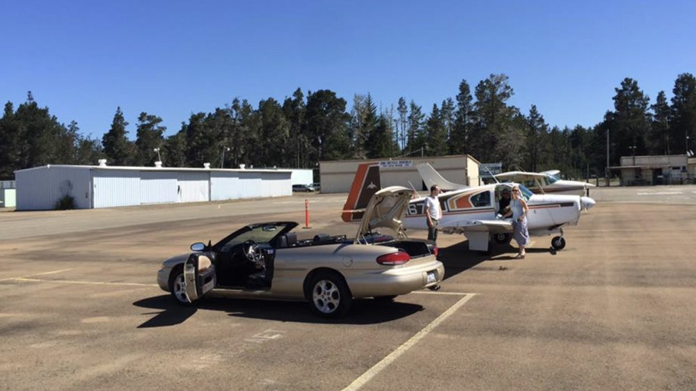 Air Galore: 43001A Little River-Airport Rd, Little River, CA