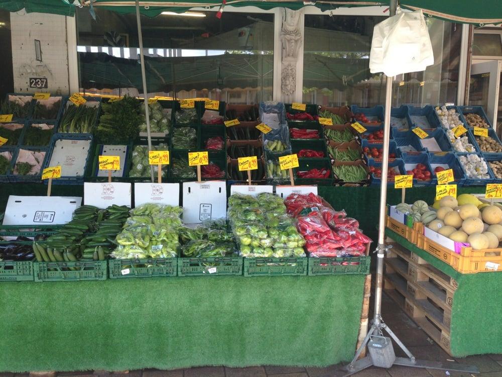 Altona City Markt Mercado Gro E Bergstr 237 Altona