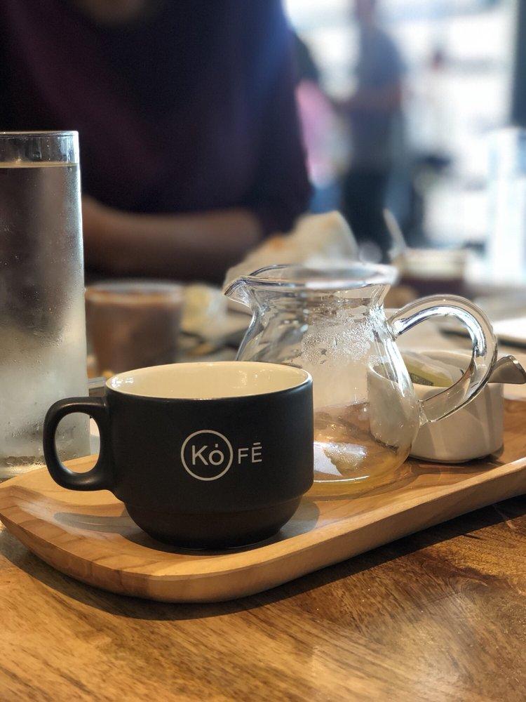 Kofe: 1701 N Franklin St, Tampa, FL