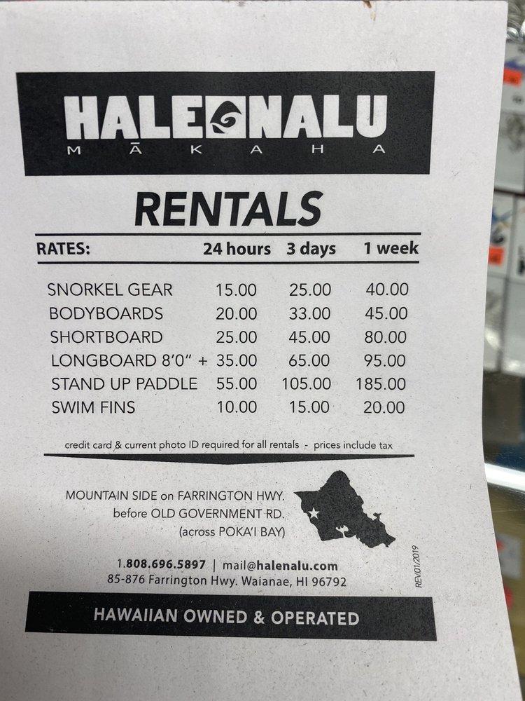 Hale Nalu Beach & Bike