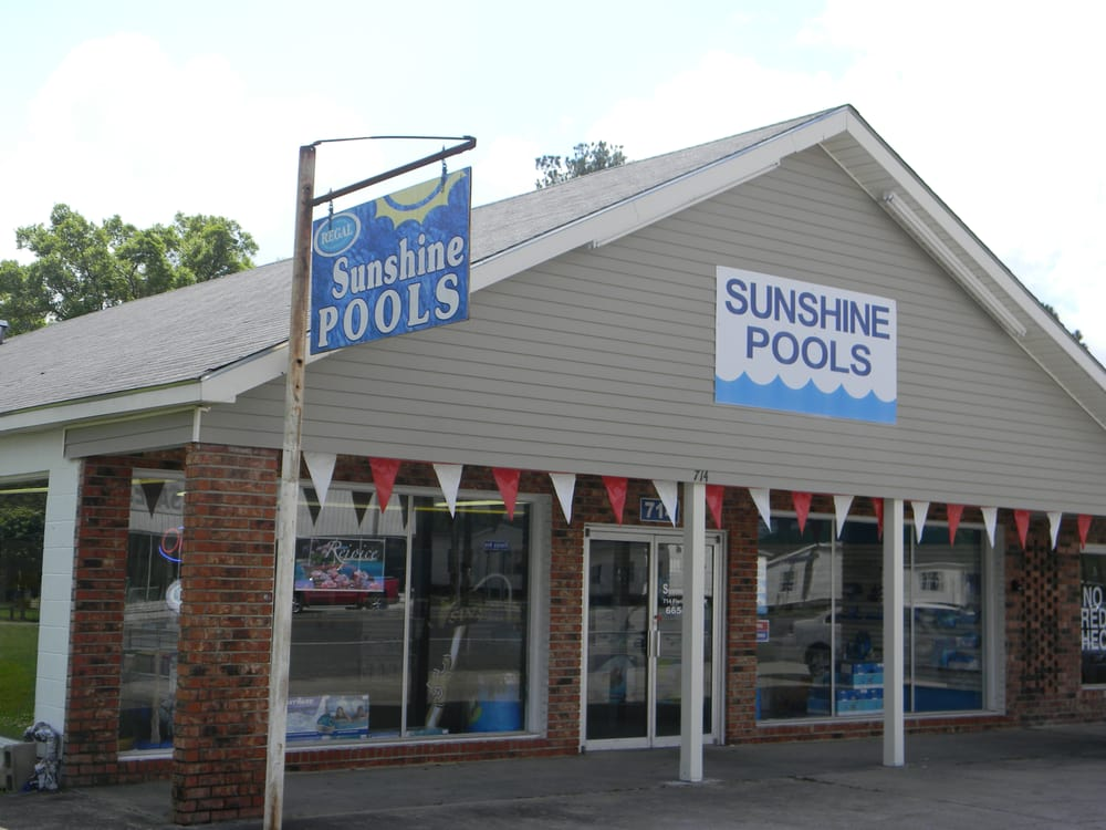 Sunshine Pools: 714 Florida Ave SW, Denham Springs, LA