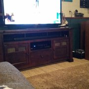 ... It Photo Of Homemakers Furniture   Urbandale, IA, United States. One Of  Two Solid ...