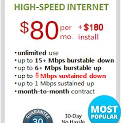 best internet service near me