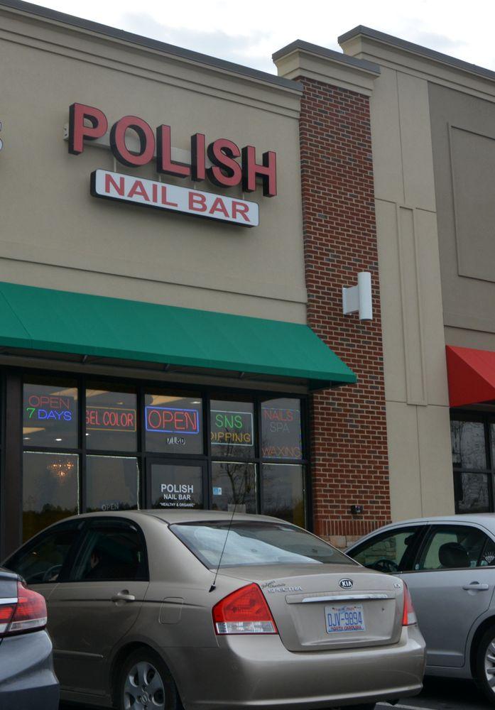 Polish Nails Bar: 718 Leonard Ave, Albemarle, NC