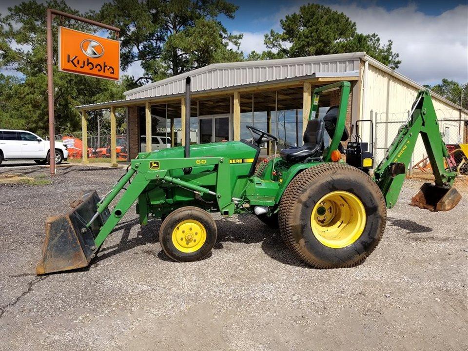 Capital Tractor: 9710 US Hwy 231 S, Brundidge, AL