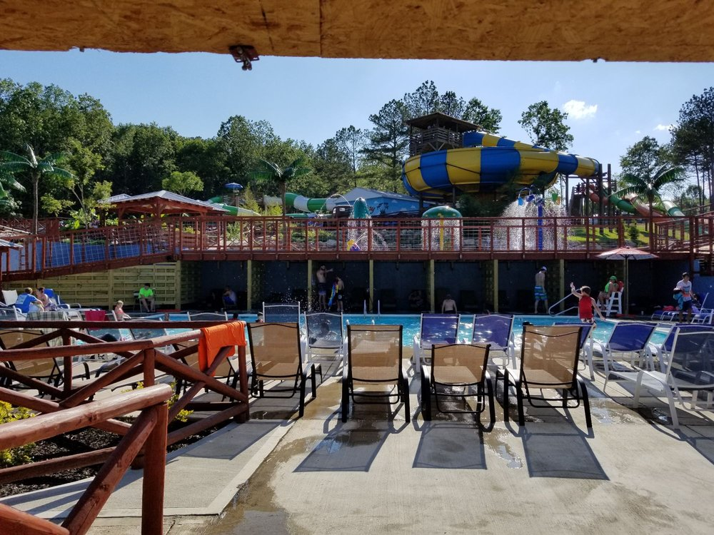 Pirate's Bay Water Park: 4507 County Road 147, Leesburg, AL
