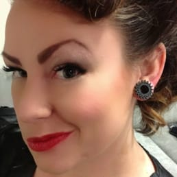 <b>Belinda-Rose</b> Beauty - Seattle, WA, États-Unis. Pin up makeup - 258s