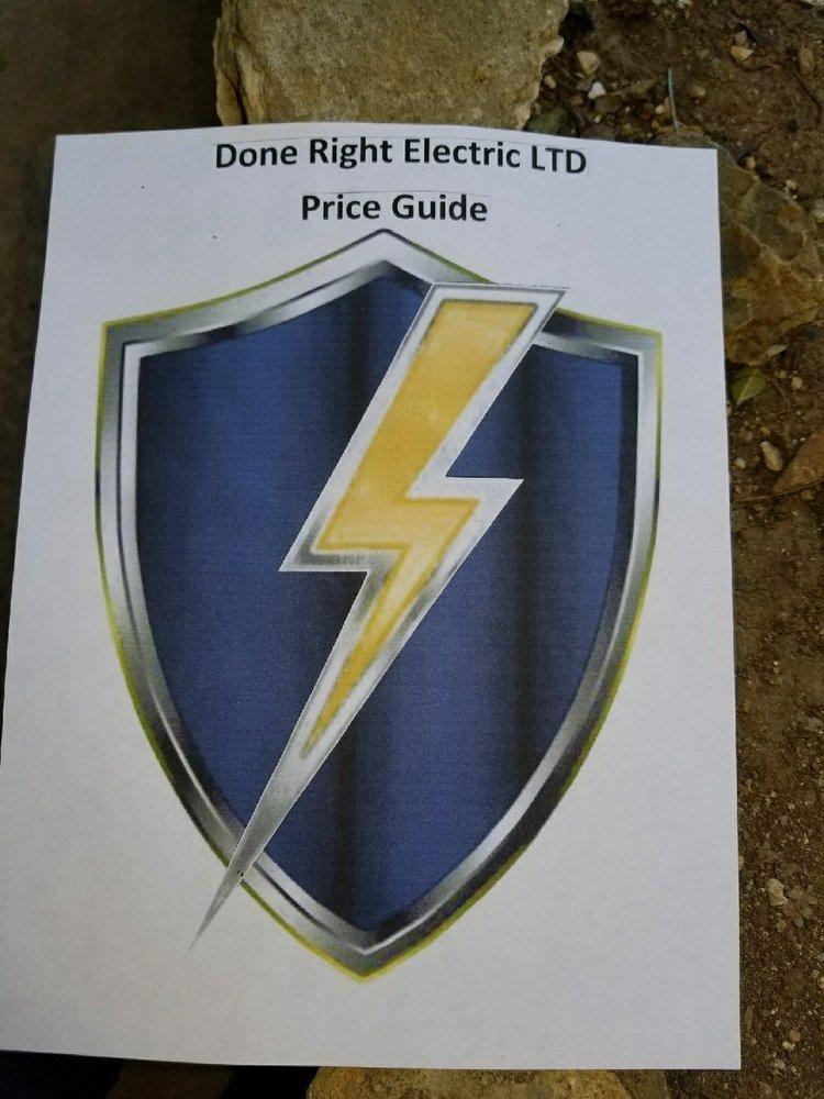 Done Right Electric: San Antonio, TX