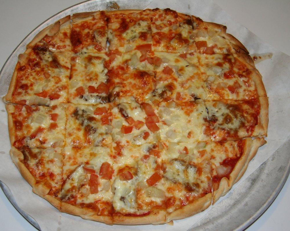 Alex's Pizza Palace: 122 W 8th St, Rolla, MO