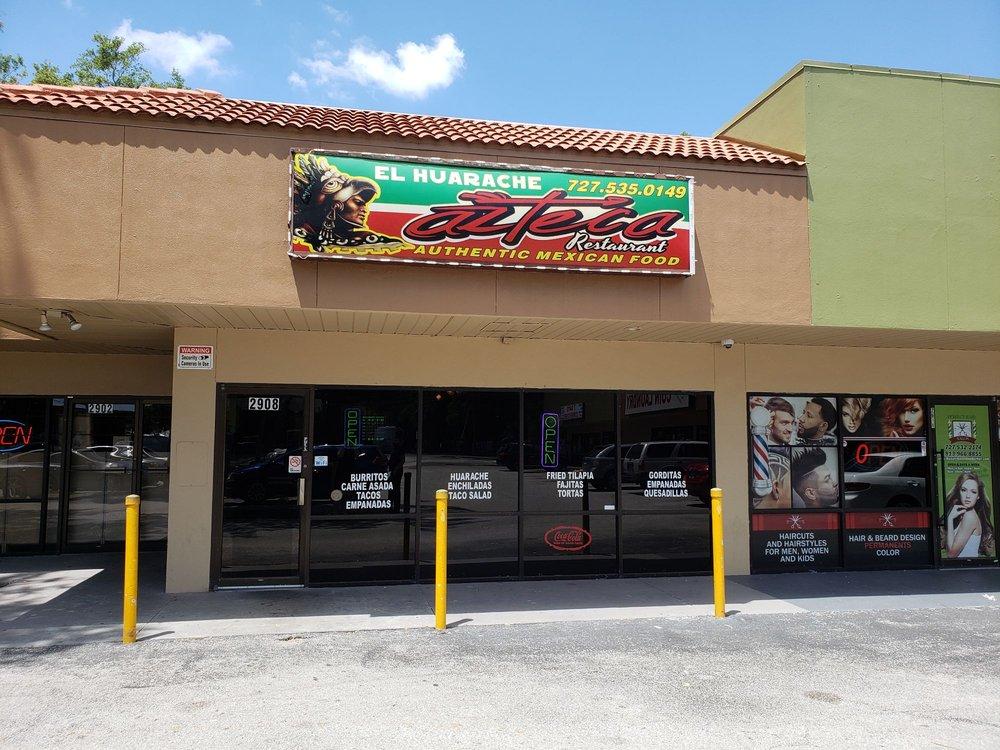 El Huarache Azteca Restaurant: 2908 Roosevelt Blvd, Clearwater, FL