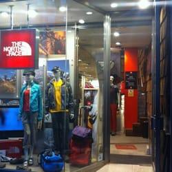tienda north face fuencarral