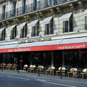 Ciel de paris franzosische restaurant  Les Editeurs - 57 photos & 143 avis - Français - 4 carrefour de l ...