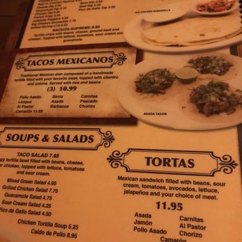 Photo Of El Cazador Mexican Restaurant Carolina Beach Nc United States