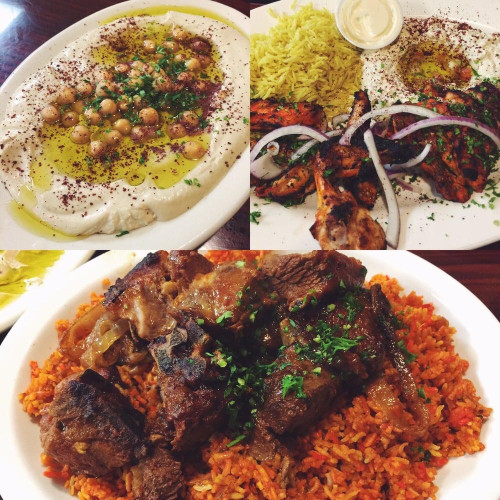 Petra Restaurant: 4812 E Busch Blvd, Tampa, FL