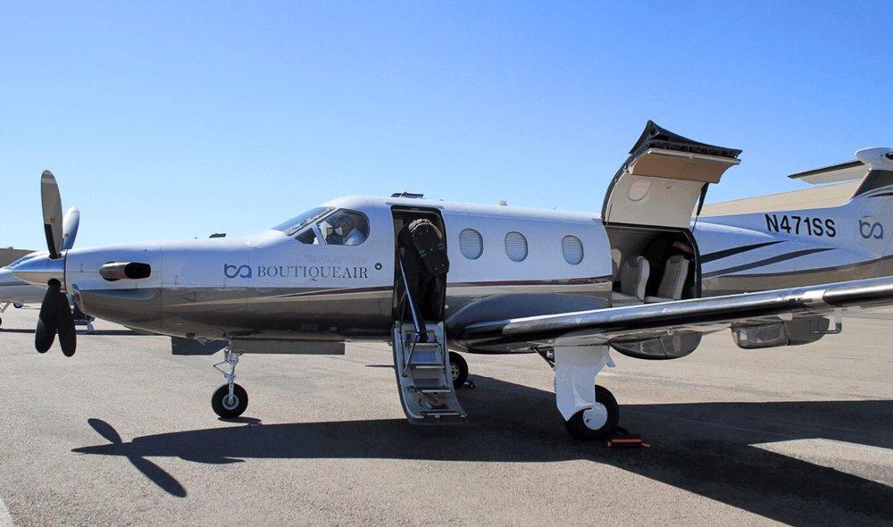 Boutique Air: 20 Macready Dr, Merced, CA