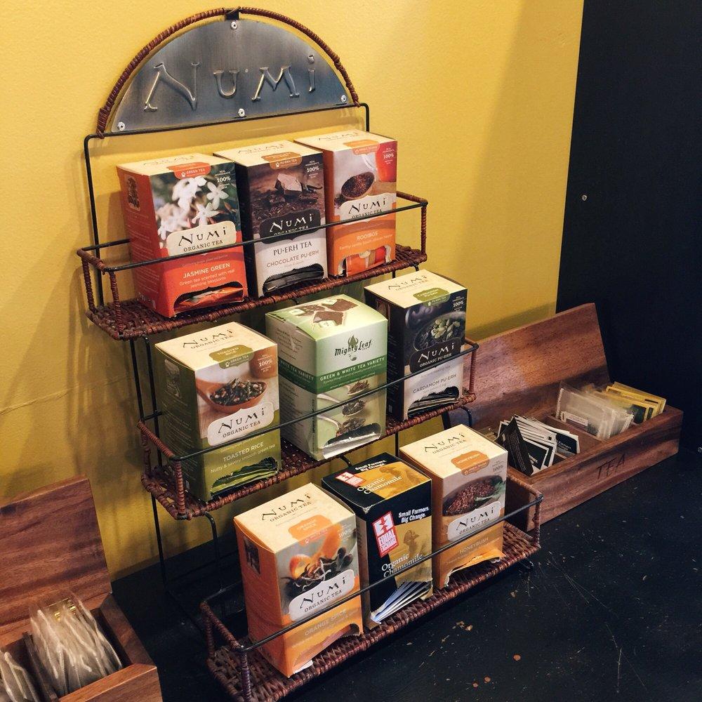 Stir It Up Coffee Shop: 8700 Emerald Dr, Emerald Isle, NC