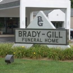 Brady Gill Funeral Home Funeral Services Cemeteries 16600 S Oak Par