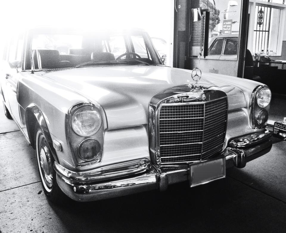 Beautiful Classic Mercedes 600 At L M Motors Yelp