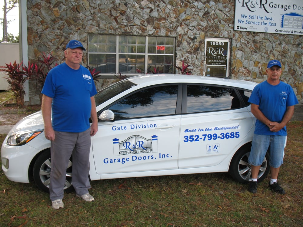 R & R Garage Doors: 16050 Aviation Loop Dr, Brooksville, FL