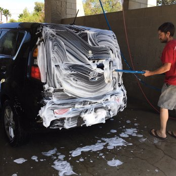 car wash paso robles	  Bubble