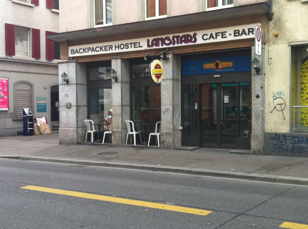 Beste Spielothek in Langstraße finden