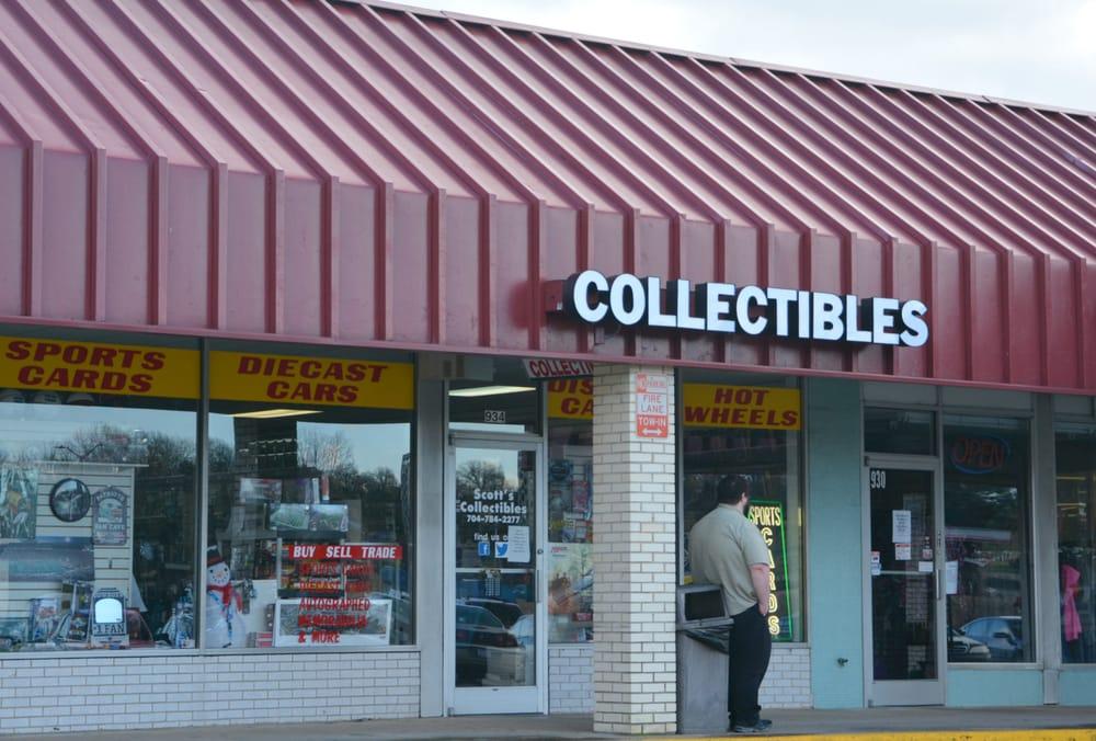 Scotts Collectibles: 934 Cloverleaf Plz, Kannapolis, NC