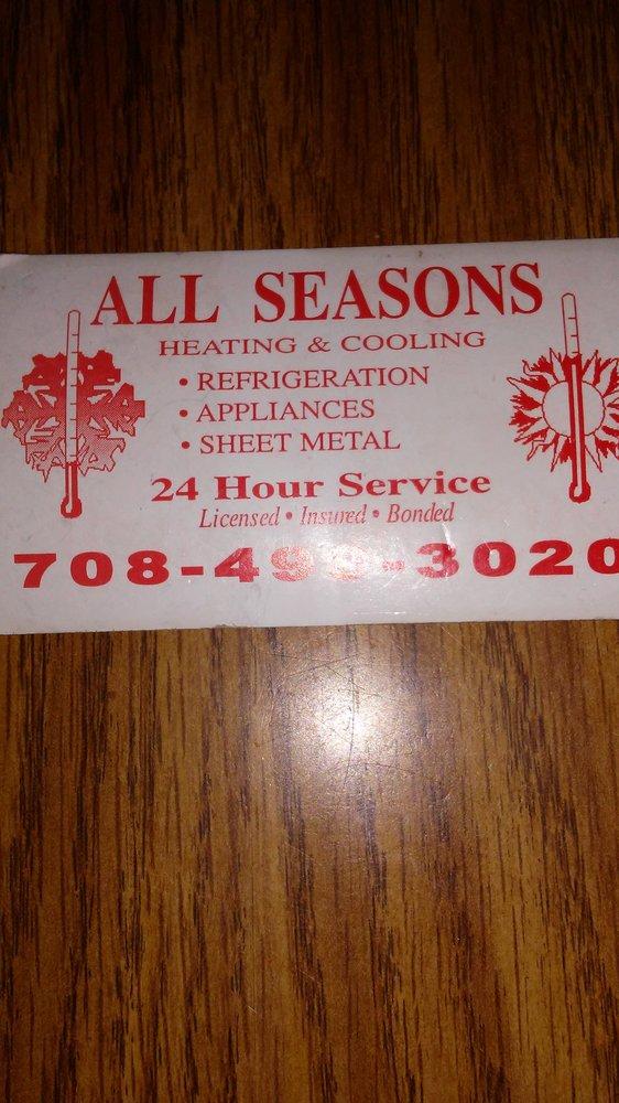 All Seasons: 9235 S 52nd Ave, Oak Lawn, IL