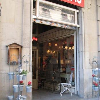 Little house tiendas de muebles carrer del rossell for Registro bienes muebles barcelona telefono