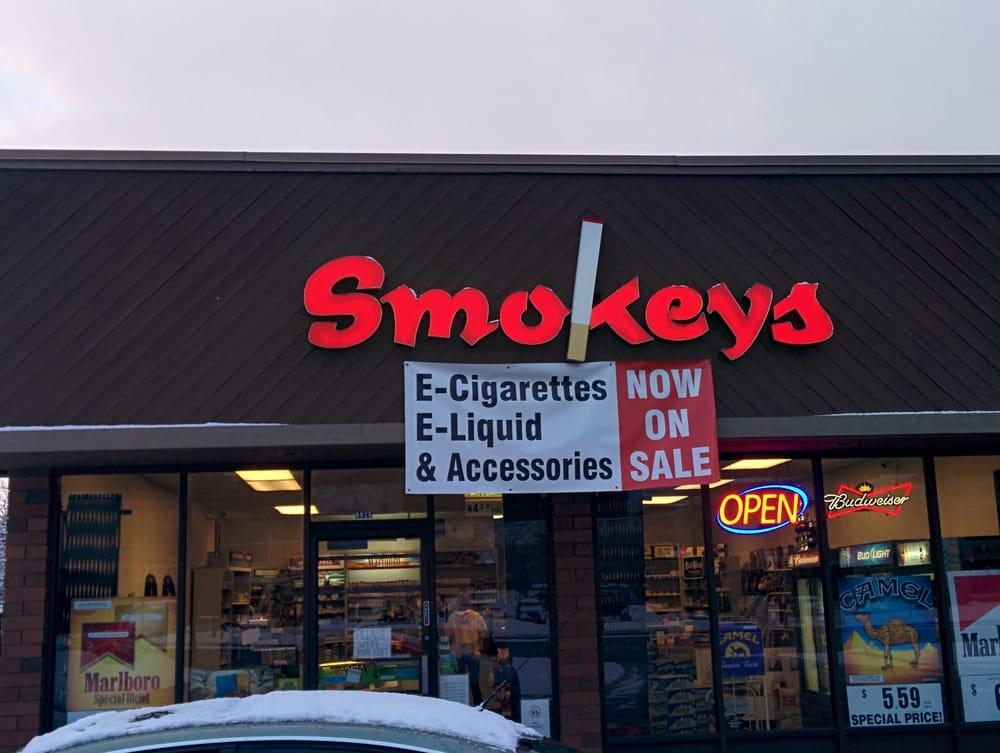 Cigarette store Baltimore