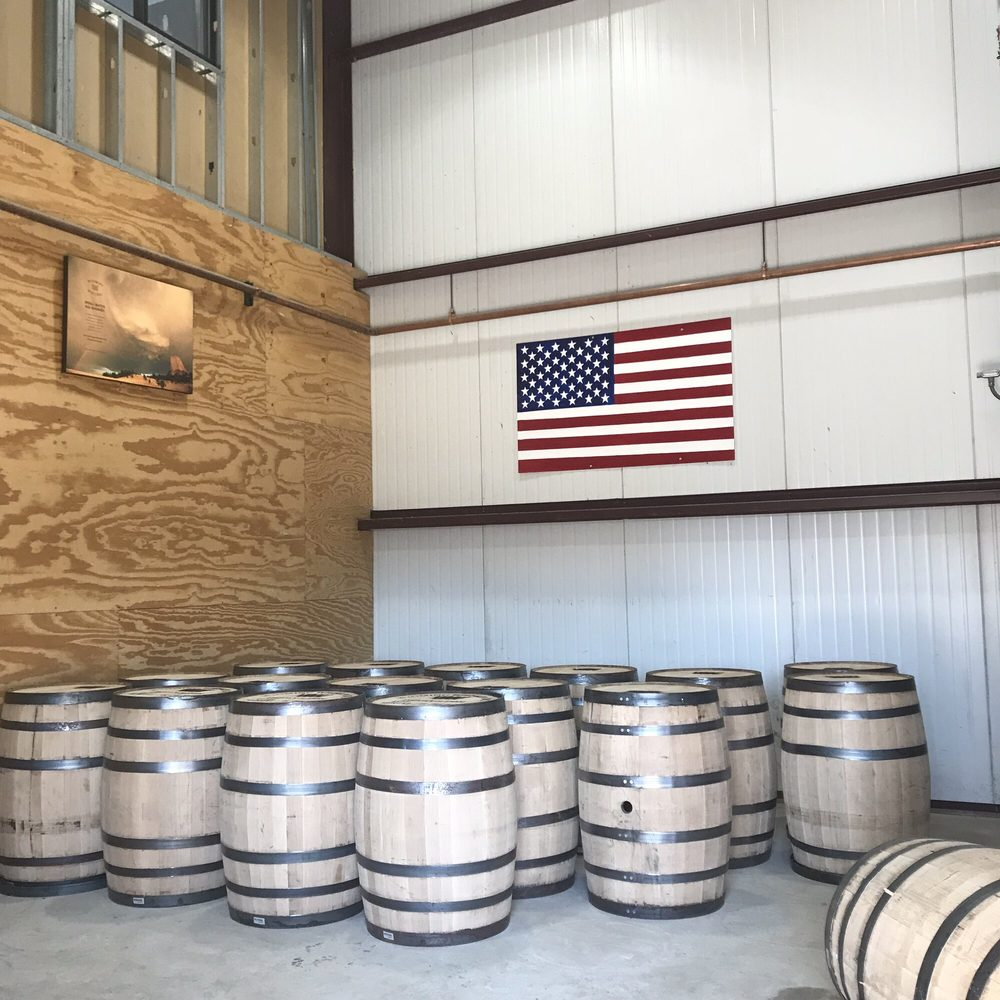 Wyoming Whiskey: 100 South Nelson St, Kirby, WY